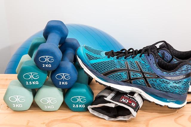 fitness potřeby