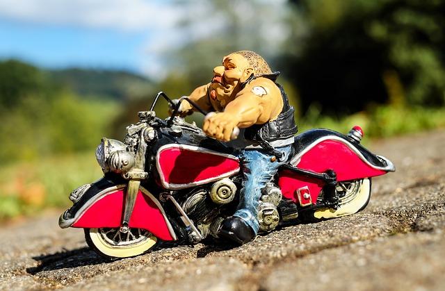 umělý motorkář