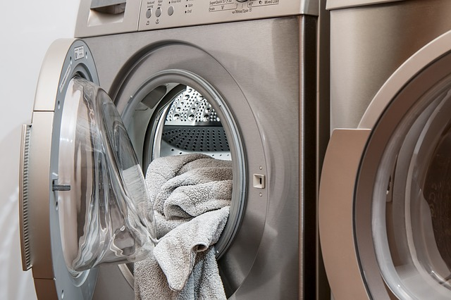Vybíráme pračku