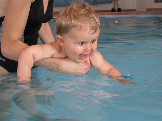 výuka plavání