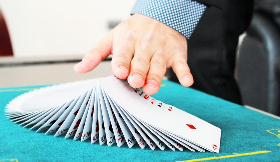 kouzelní a karty