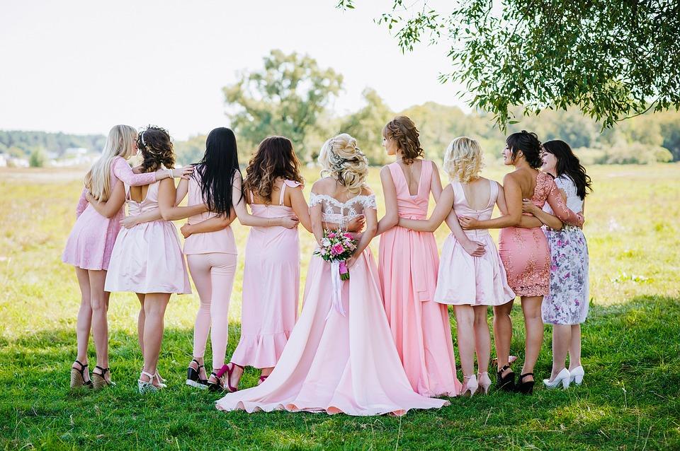 Tipy na svatební zábavu, aby svatba nebyla nudná.